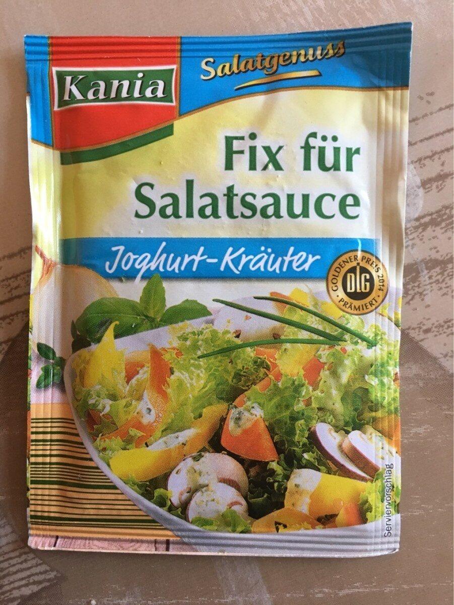 Dressing Joghurt Kräuter - Prodotto - fr