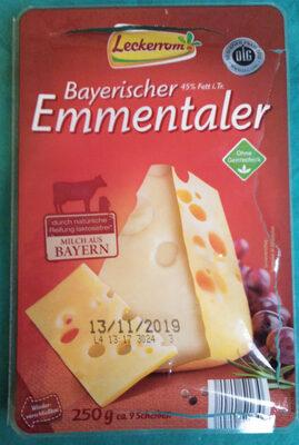 Bayerischer Emmentaler - Product