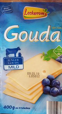 Leckerrom Gouda 48% Fett i. Tr. - Product