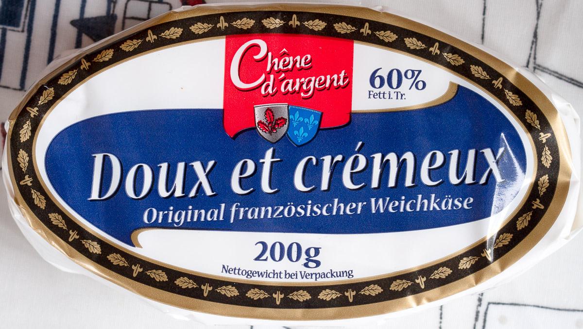 Doux et crémeux 60% Fett i. Tr. - Produit - de