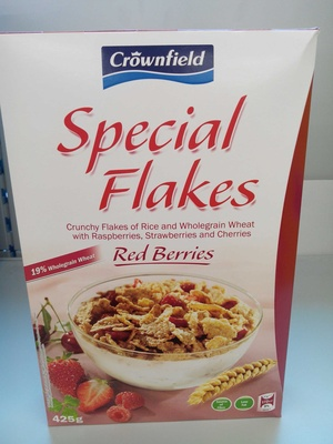 Special Flakes Red Berries - Producto