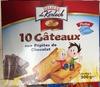 10 Gâteaux aux Pépites de Chocolat - Product