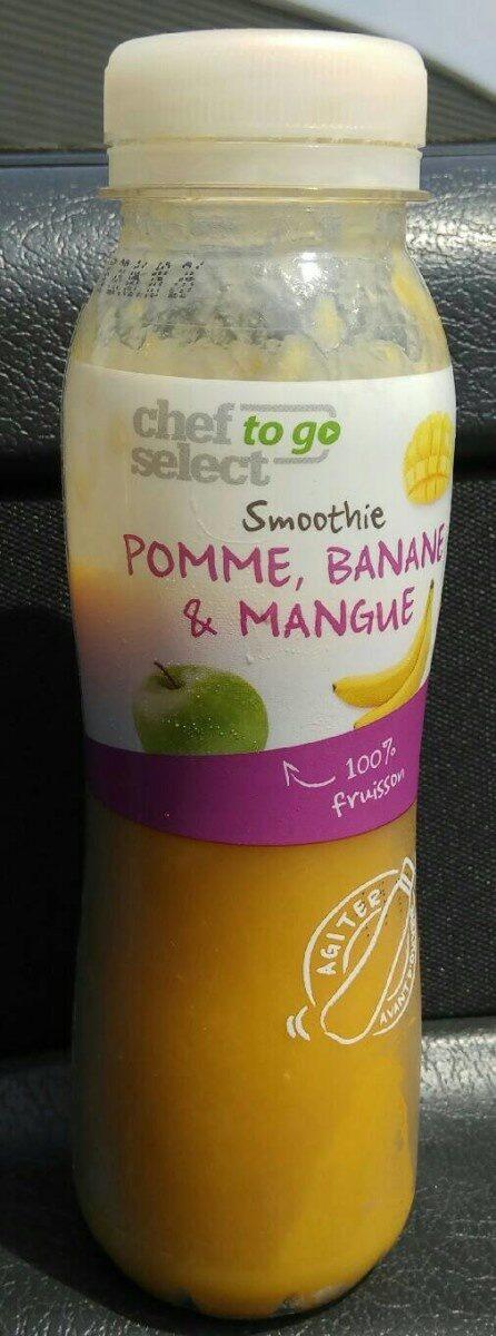 Smoothie Pomme, banane & mangue - Product