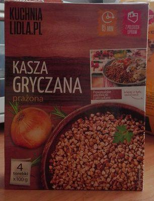 Kasza gryczana prażona - Produkt - pl