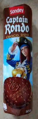 Captain Rondo Choco Duo - Produkt