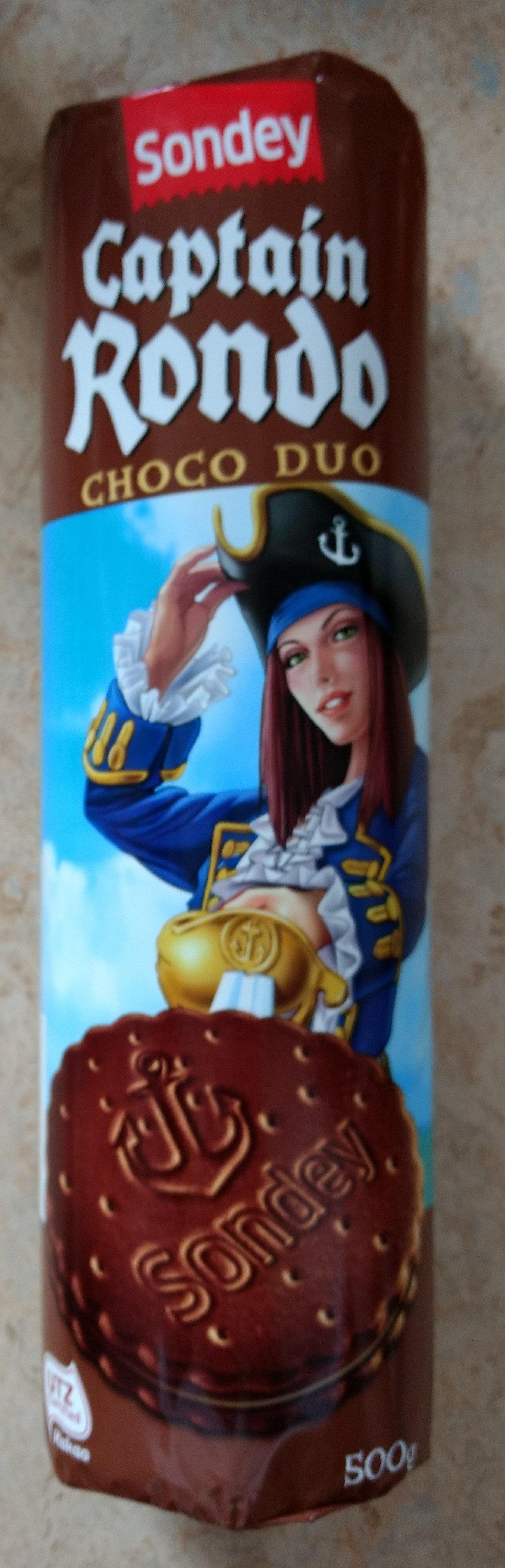 Captain Rondo Choco Duo - Produkt - de
