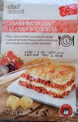 Lasagne à la bolognaise - Produit - fr