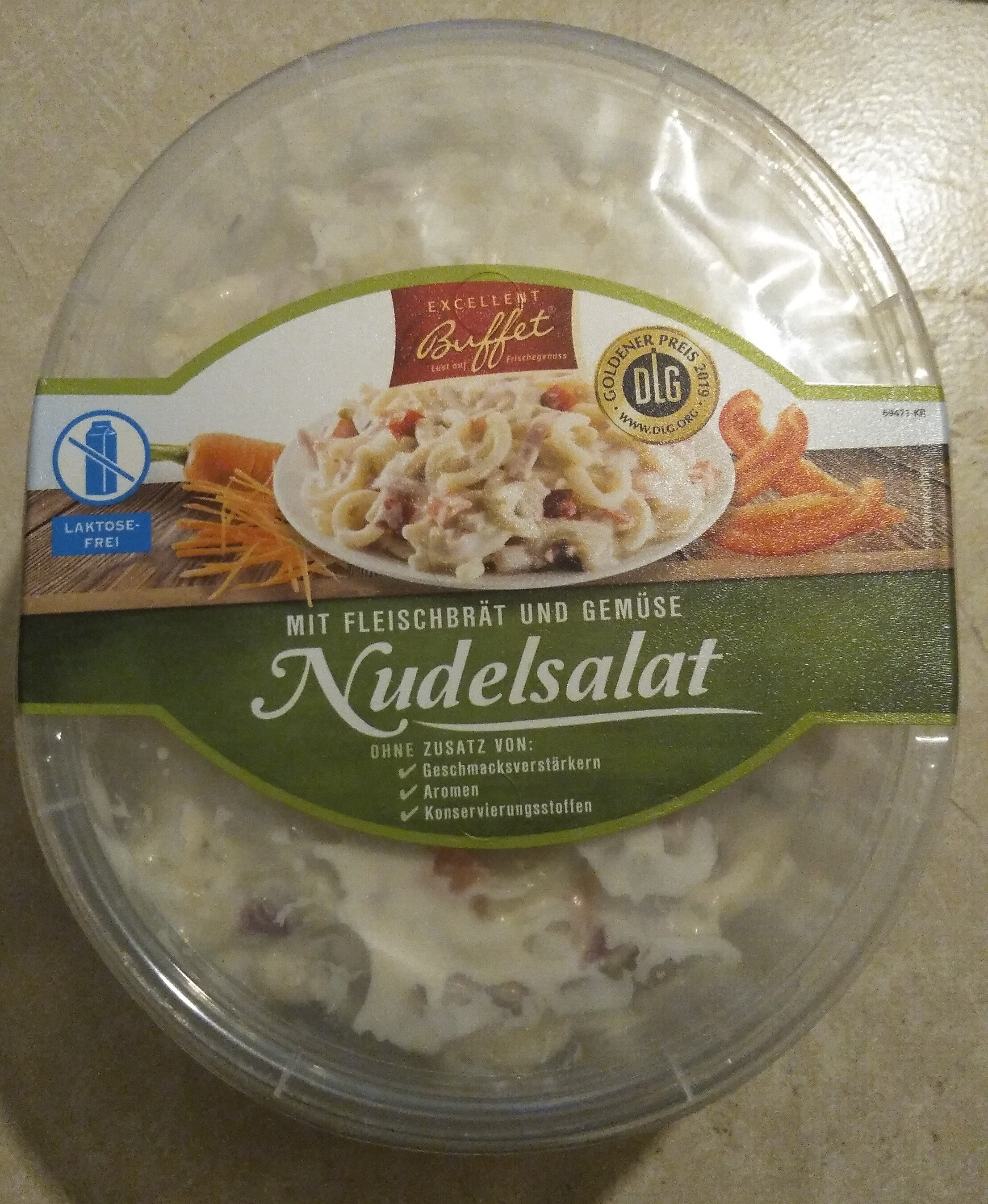 Nudelsalat - Produit