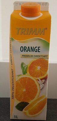 Orange Premium Direktsaft - Produkt
