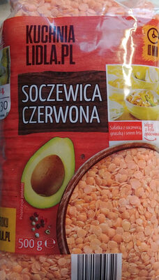 Soczewica czerwona - Product - pl