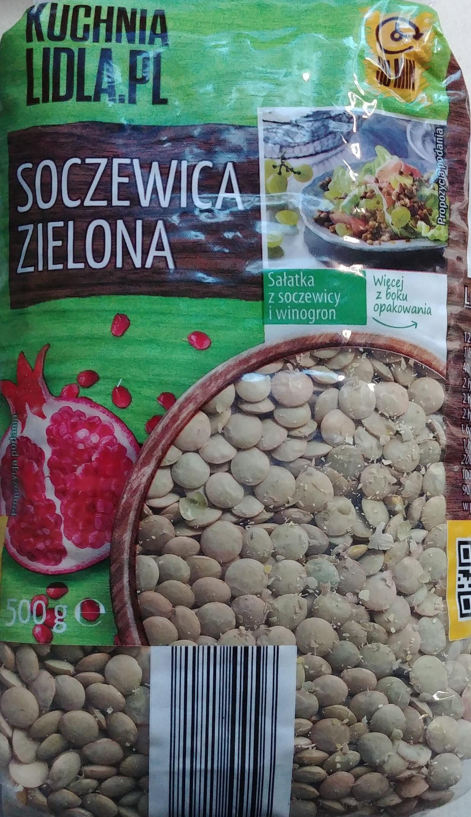 Soczewica zielona - Product - pl