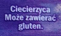 Ciecierzyca - Ingrediënten - pl