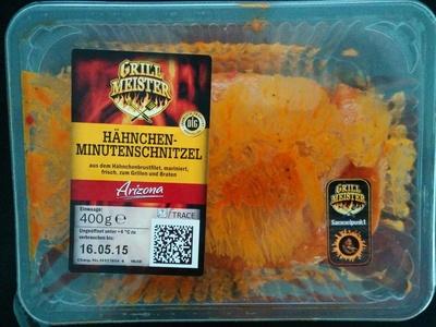 Hähnchenminutenschnitzel Arizona - Product - de