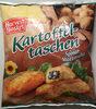 Kartoffeltaschen, Spinat Mozarella - Product