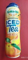 Sirop ICE Tea Peach - Product - fr
