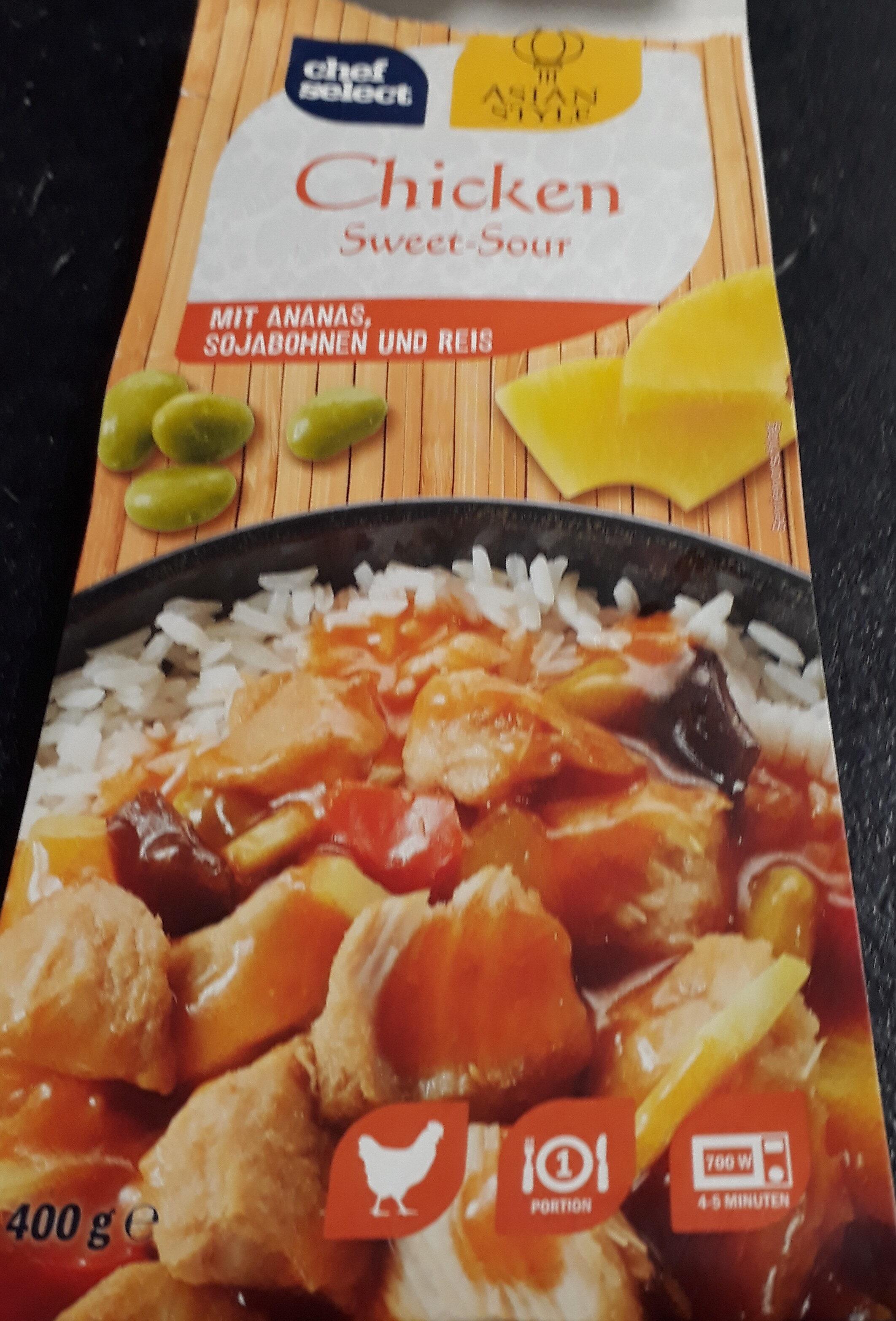 Chicken Sweet-Sour - Product - de