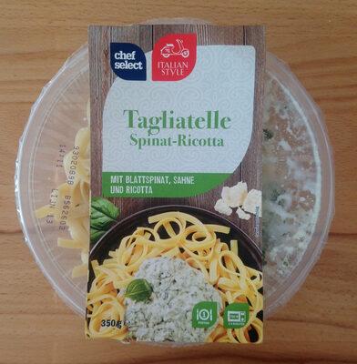 Tagliatelle Spinat-Ricotta - Product