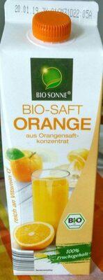 Bio-Saft Orange - Product - de
