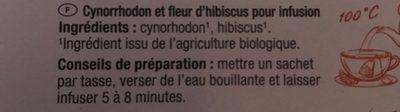 Tisane - Ingredients
