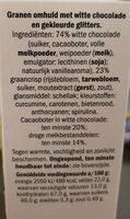 Hagelmix - Ingrediënten - nl