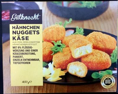 Hähnchen Nuggets Käse - Produit - de