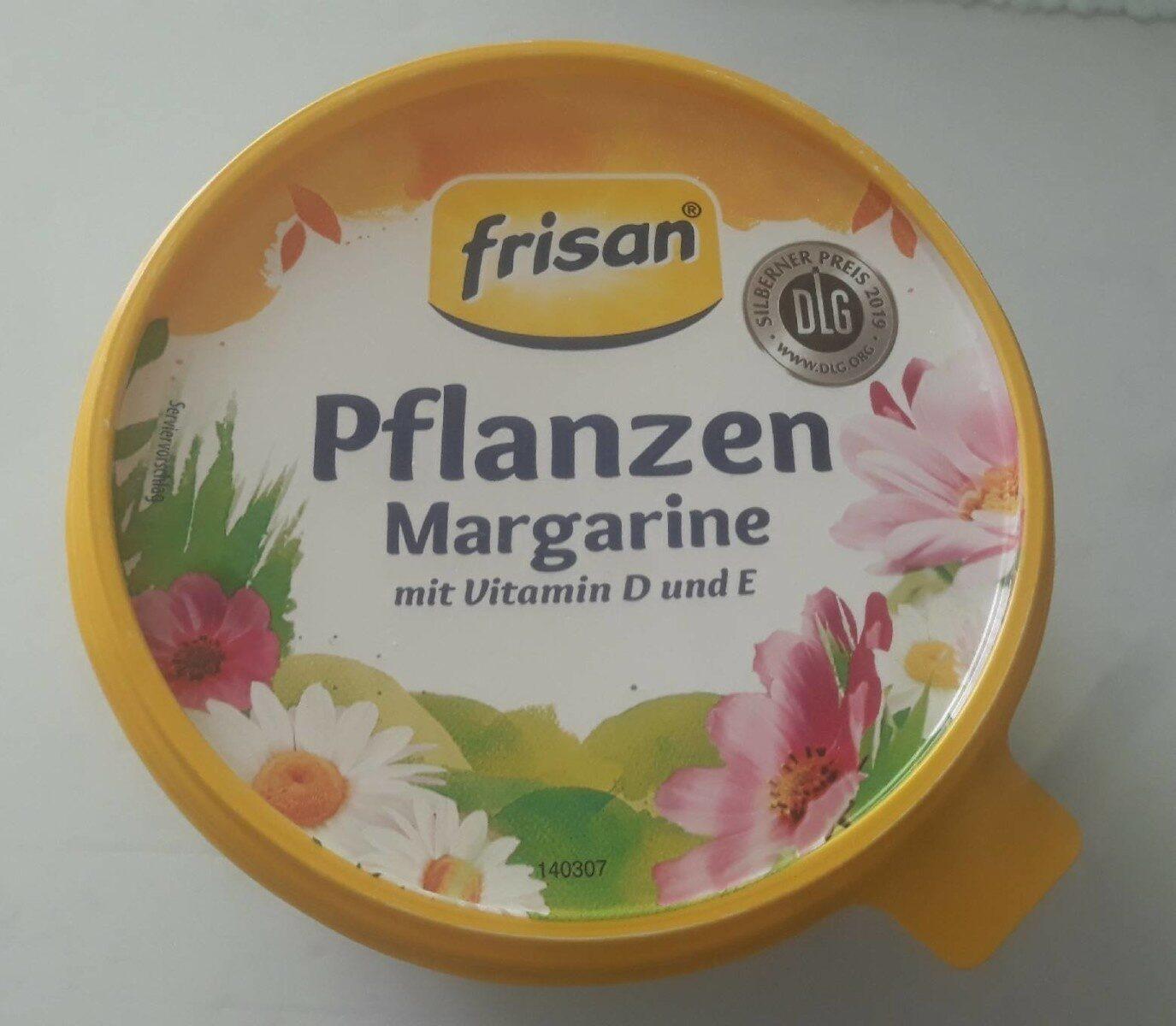 Pflanzen Margarine - Prodotto - de