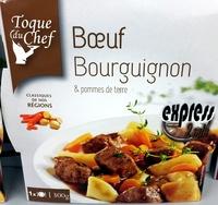 Bœuf bourguignon & pommes de terre - Product - fr
