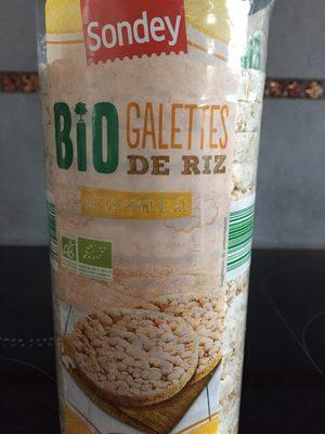 Bio Galettes de Riz - Product - fr