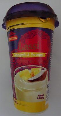 Pineapple & Coconut Lassi - - Produit - fr