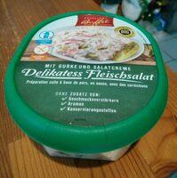 Delikatess Fleischsalat - Produit