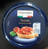 Tomato bruschetta spread - Produkt - fr