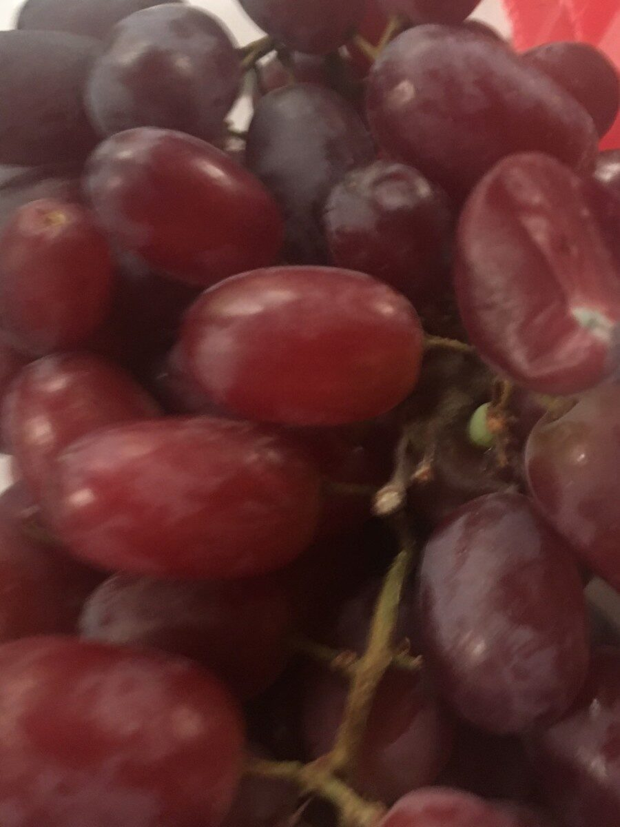 Uva Roja Seedless raisins rouge - Produit - fr