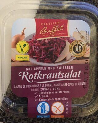 Salade de chou rouge a la pomme - Prodotto - de
