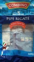 Pipe Rigate COMBINO (LIDL) - Product - fr