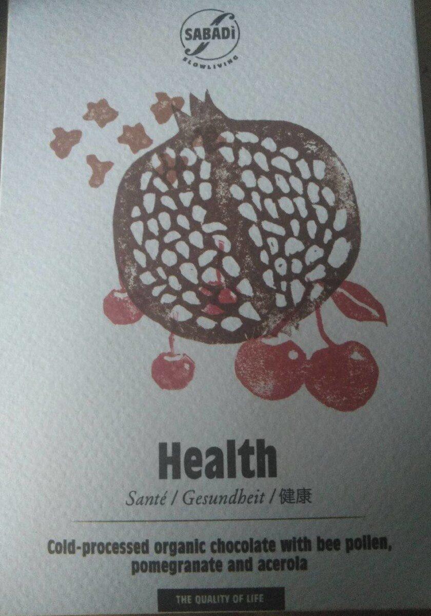 Health - Product - fr