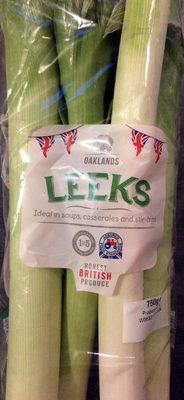 Leeks - Product