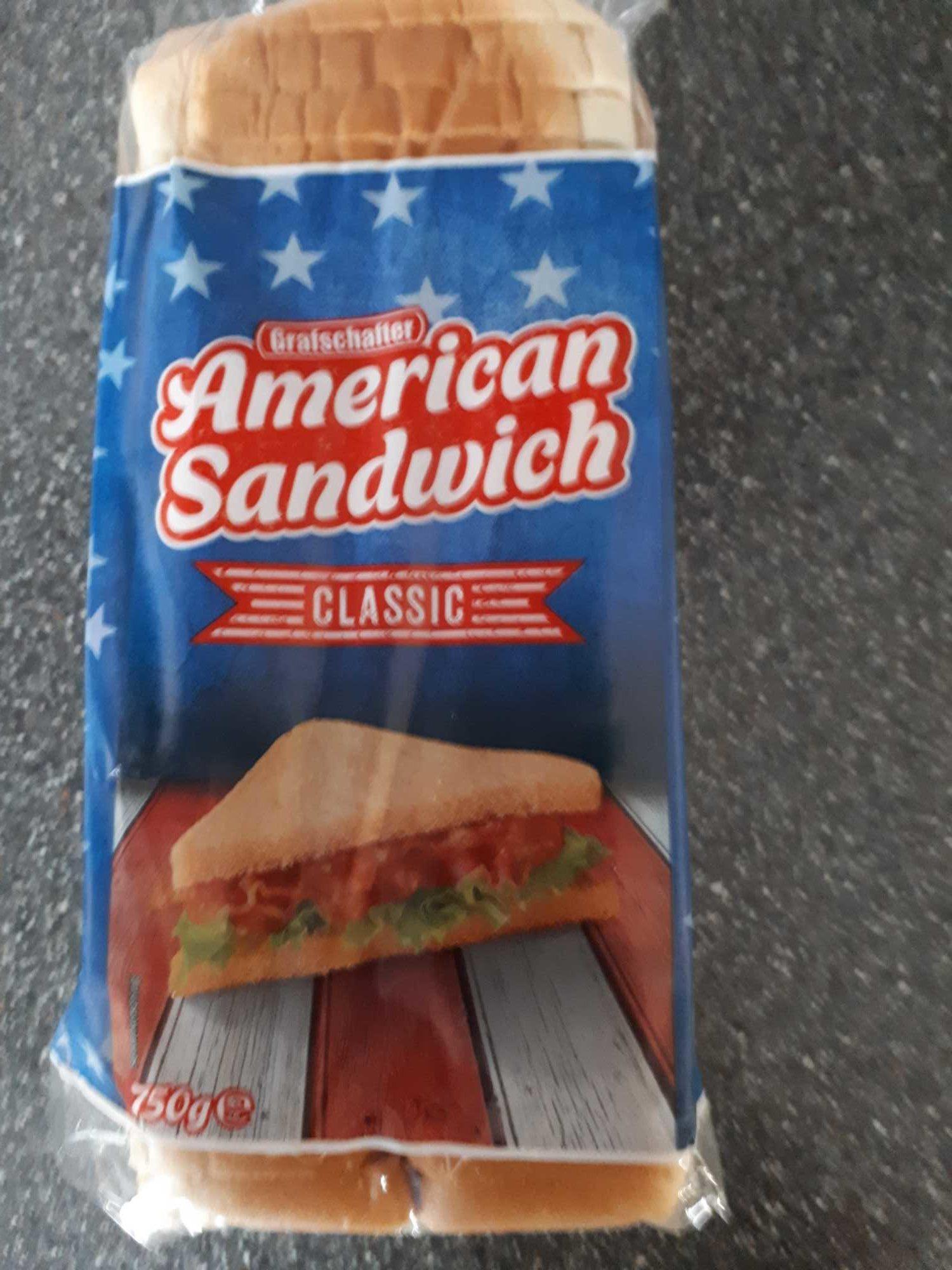 American Sandwich Grafenschafter 750 G