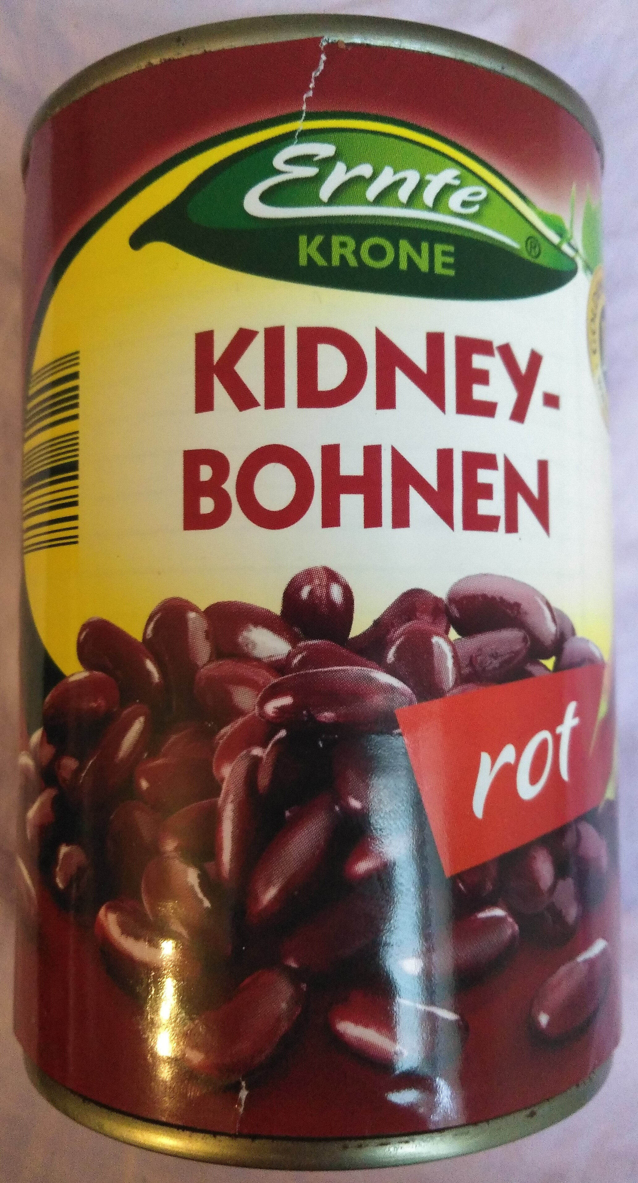 KIDNEY-BOHNEN rot - Produkt - de
