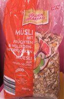 Muesli aux fruits séchés - Produkt - fr