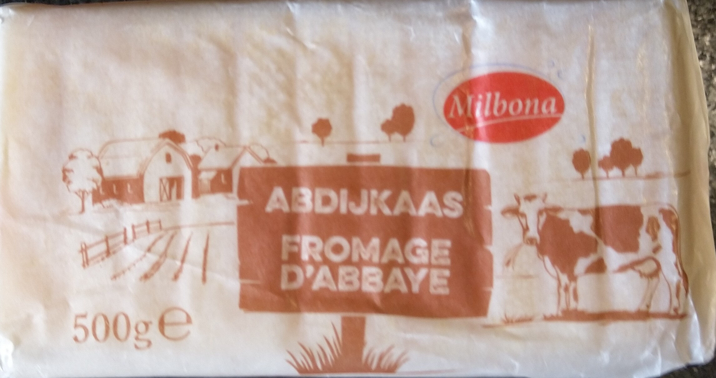 Fromage d'abbaye - Product