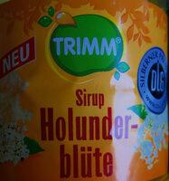 Sirup Holunderblüte - Produkt