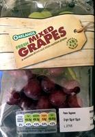 fresh mixed grapes - Product