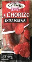 Chorizo extra fort - Product