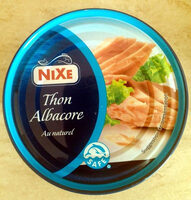 Thon entier Albacore au naturel - Prodotto - fr