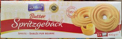 Butter Spritzgebäck - Produkt - de