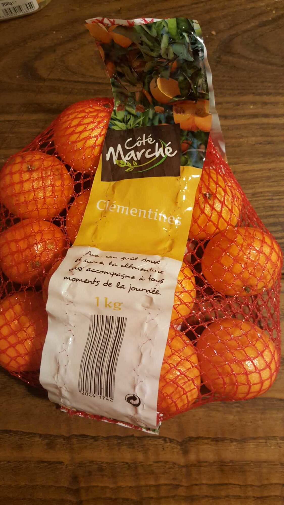 Clementinas - Producte
