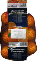 Clementinas - Producto