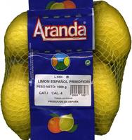 "Limones ""Aranda"" - Producte"