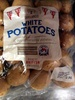 white potatoes - Product