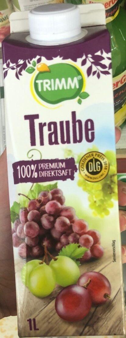 Traube 100% Premium Direktsaft - Product - de